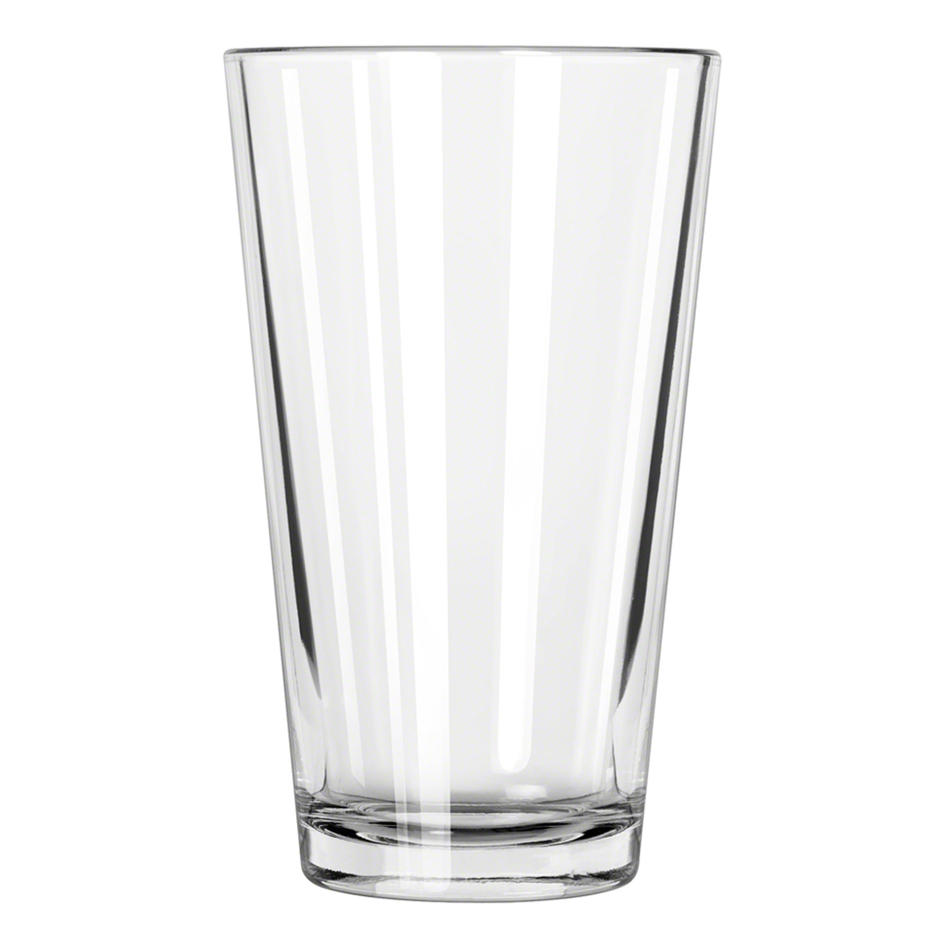 Beverage Incentive Glass 16oz Mixing Glass